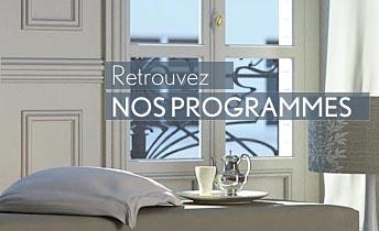 Retrouvez nos programmes immobilier ancien
