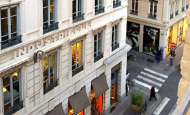 investissement lyon rue Tupin