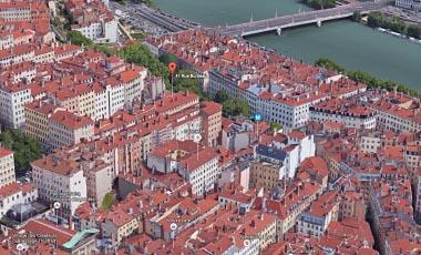 investissement immobilier ancien Lyon rue Burdeau