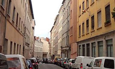 Immobilier Lyon - rue Colomes