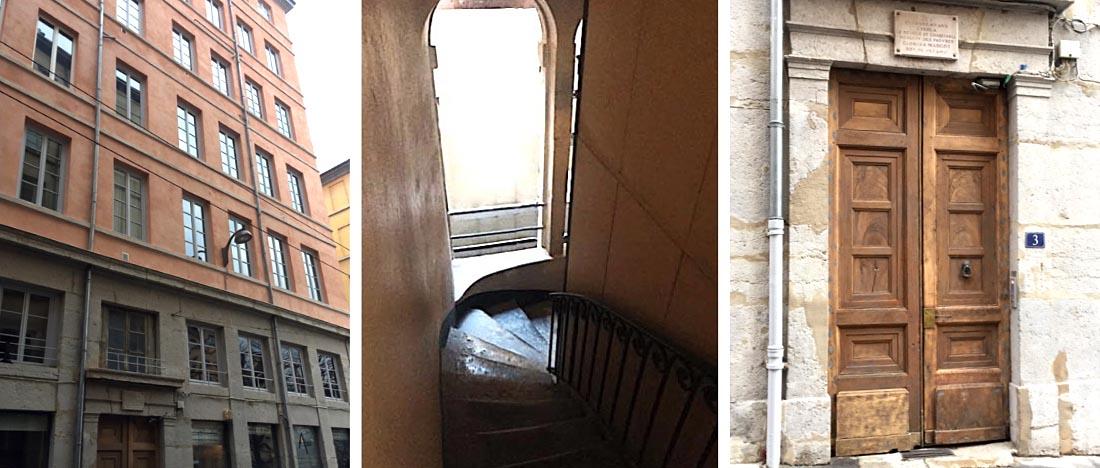 Rue Jordan investissement immobilier Lyon