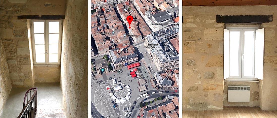 Investissement locatif Bordeaux, rue candale