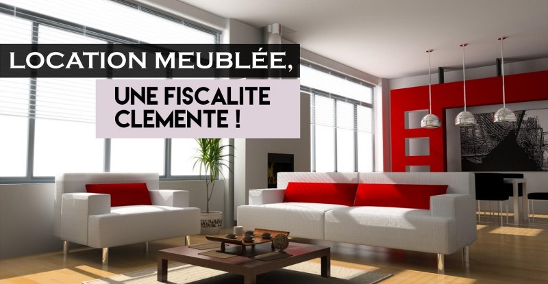 Location meublee fiscalite