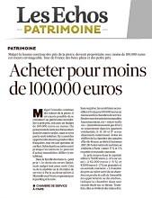 investir bons plans Les Echos-couv