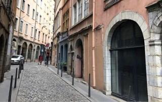 Programme immobilier Lyon rue blandan
