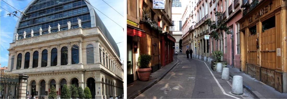 Investissement locatif Lyon - rue du Garet