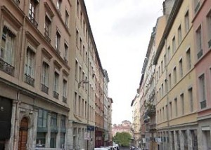 Investissement locatif Lyon rue Burdeau