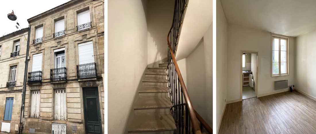 Investissement immobilier Bordeaux Roy de Clotte